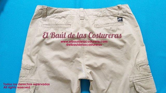 3f94a95b4 Rescata tus pantalones rotos zurciendo con tu máquina de coser en casa