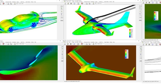 Your In-House CFD Capability
