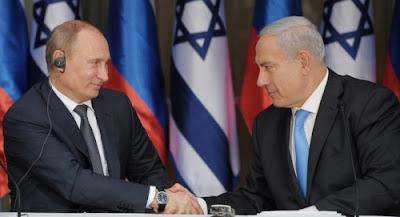 O Presidente Putin, durante uma reunião privada