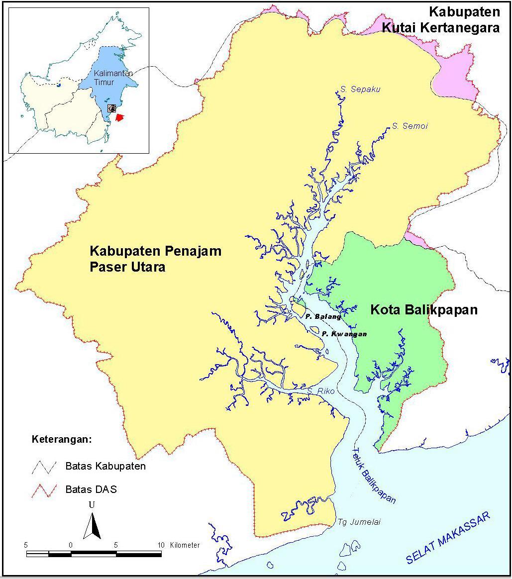 live in balikpapan: Geografi dan Pemerintahan Balikpapan ...
