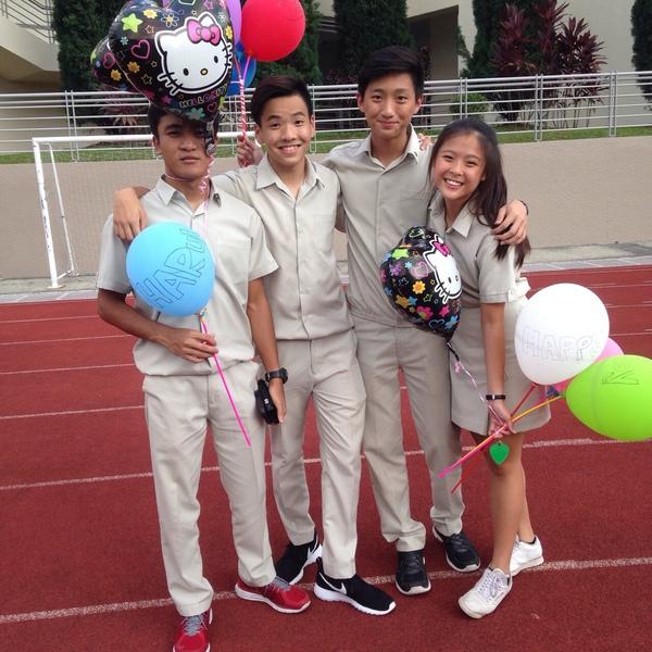Sg schoolgirl hwa chong jc black panties - 2 part 8