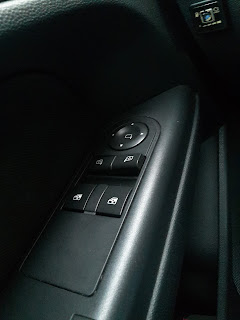Opel / Vauxhall Astra H door switches buttons