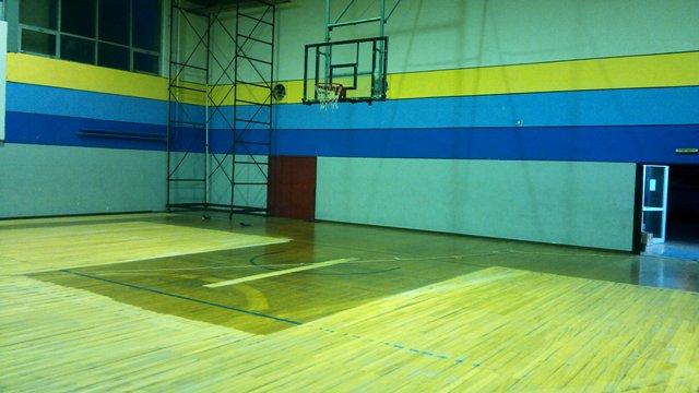 Αποτέλεσμα εικόνας για Mεσολόγγι-Κλειστό Γυμναστήριο