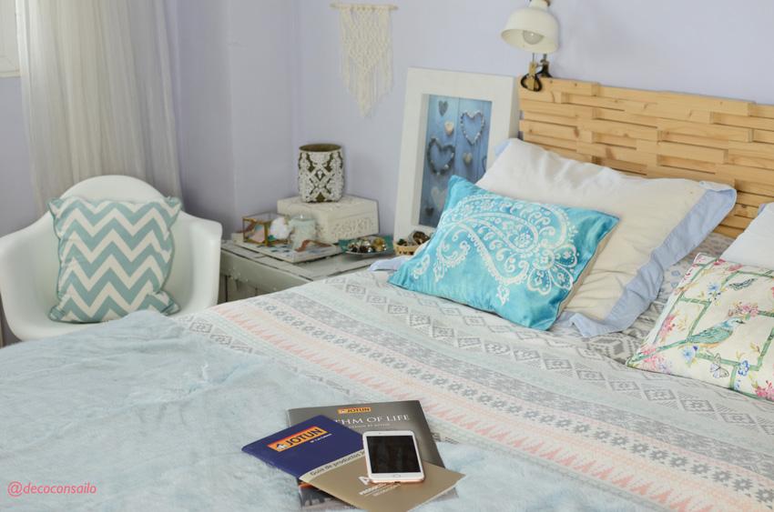dormitorio deco con sailo pinturas jotun