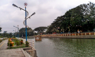Taman Cimanuk Ikon Baru Wisata Indramayu