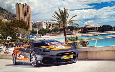 Savage Rivale GTR at Monaco