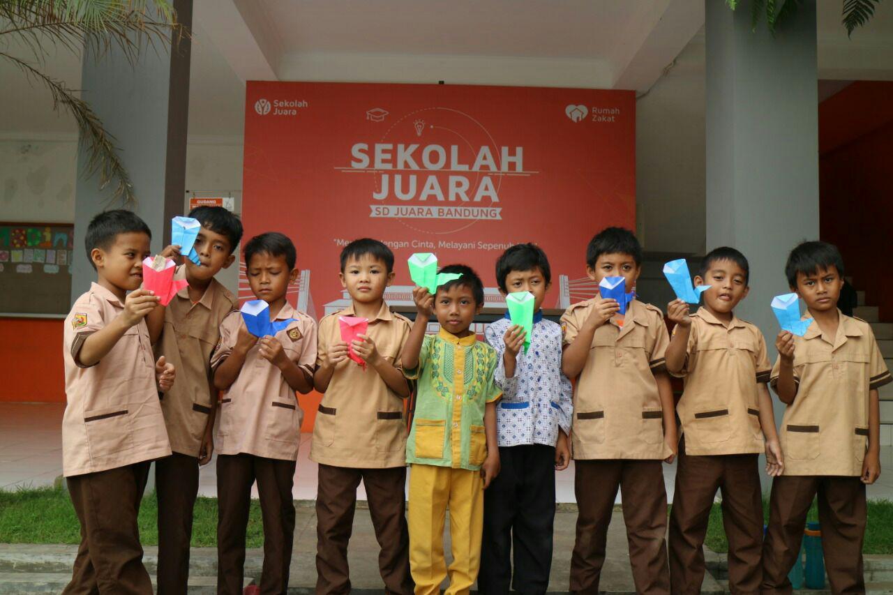 Tingkatkan Kreatifitas Anak Dalam Kegiatan Pramuka Sd Juara Bandung