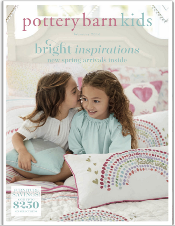 Cast Images - Pottery Barn Kids