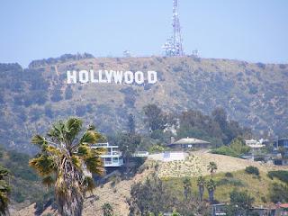 Die eBay-Auktion des Hollywood-Schriftzuges.