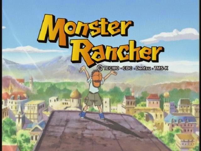 Monster Rancher Opening