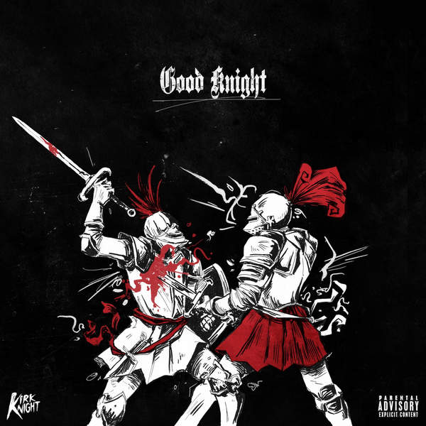 Kirk Knight - Good Knight (feat. Joey Bada$$, Flatbush Zombies & Dizzy Wright) - Single Cover