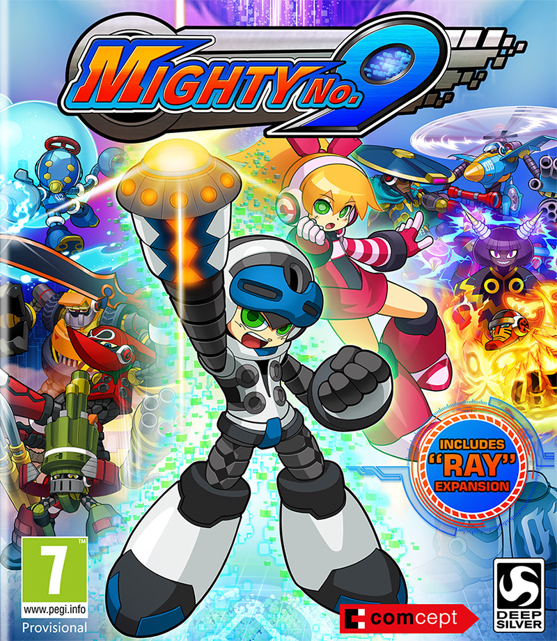 Mighty No. 9 ESPAÑOL PC Descargar Full