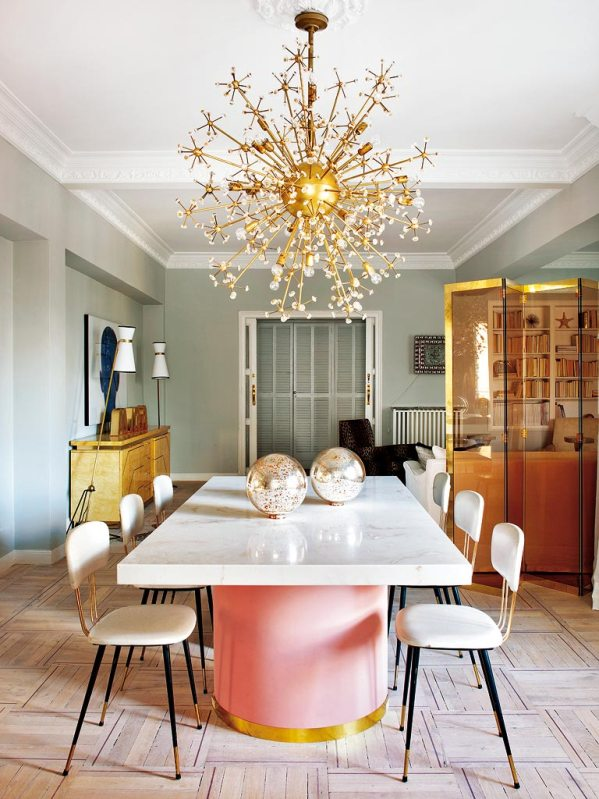salon con decoracion vintage chicanddeco