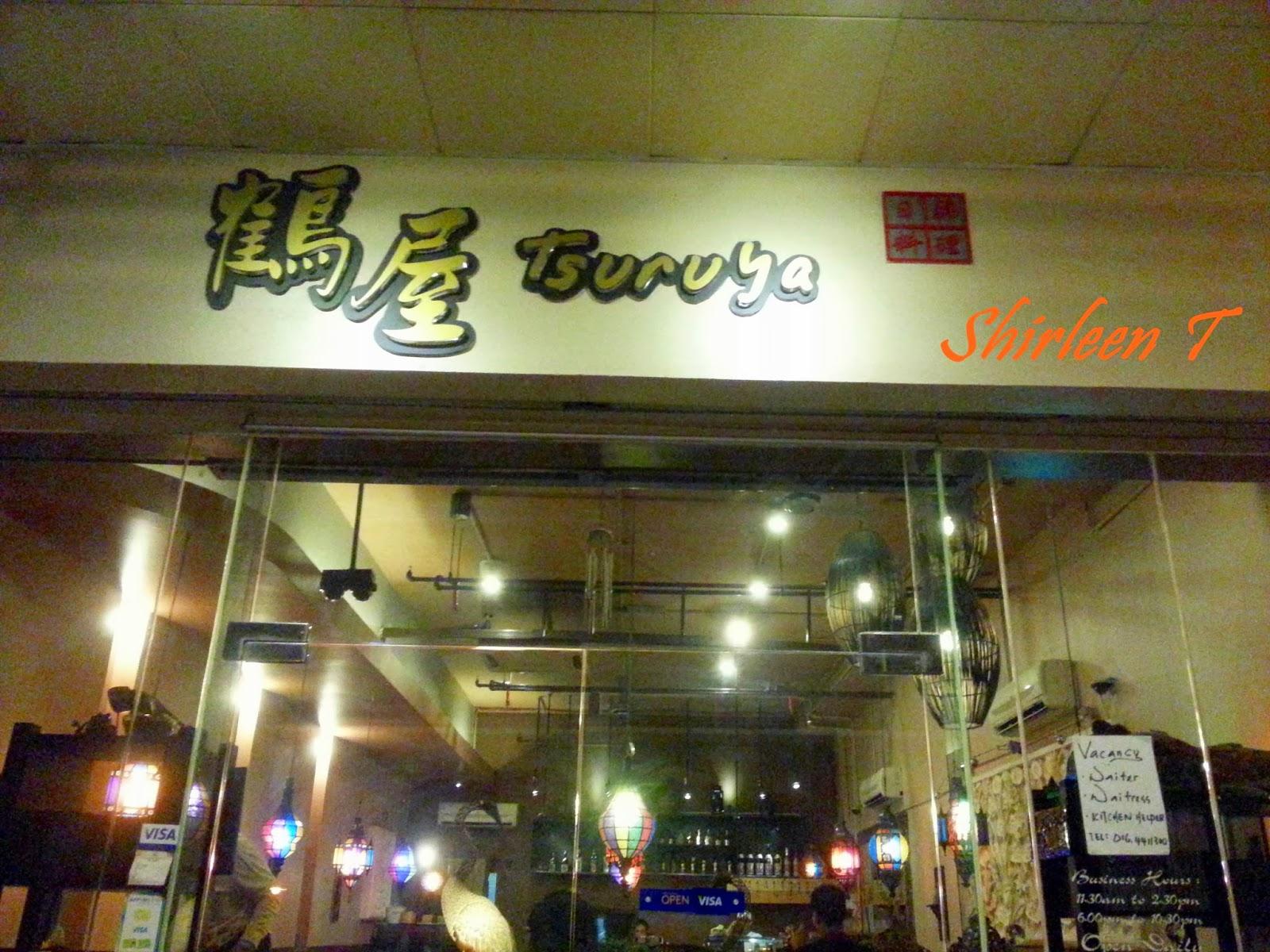 Tsuruya Japanese Restaurant E Gate Penang Crisp Of Life