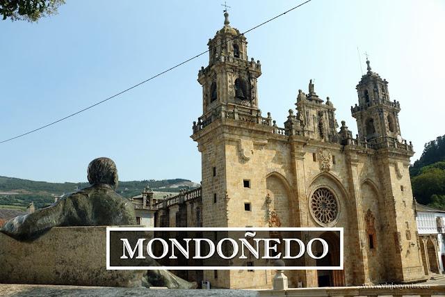A Mariña lucense: Mondoñedo y su catedral arrodillada