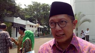 Menag Lukman Beberkan Tuntunan Penggunaan Pengeras Suara di Masjid