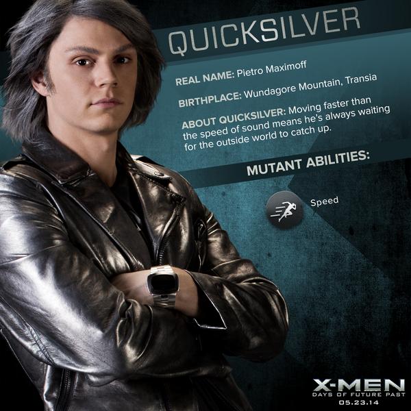 HD限定 X Men Quicksilver Png - ラスカルトート