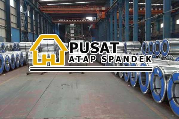 Pabrik Spandek, Pabrik Atap Spandek, Pabrik Atap Seng Spandek