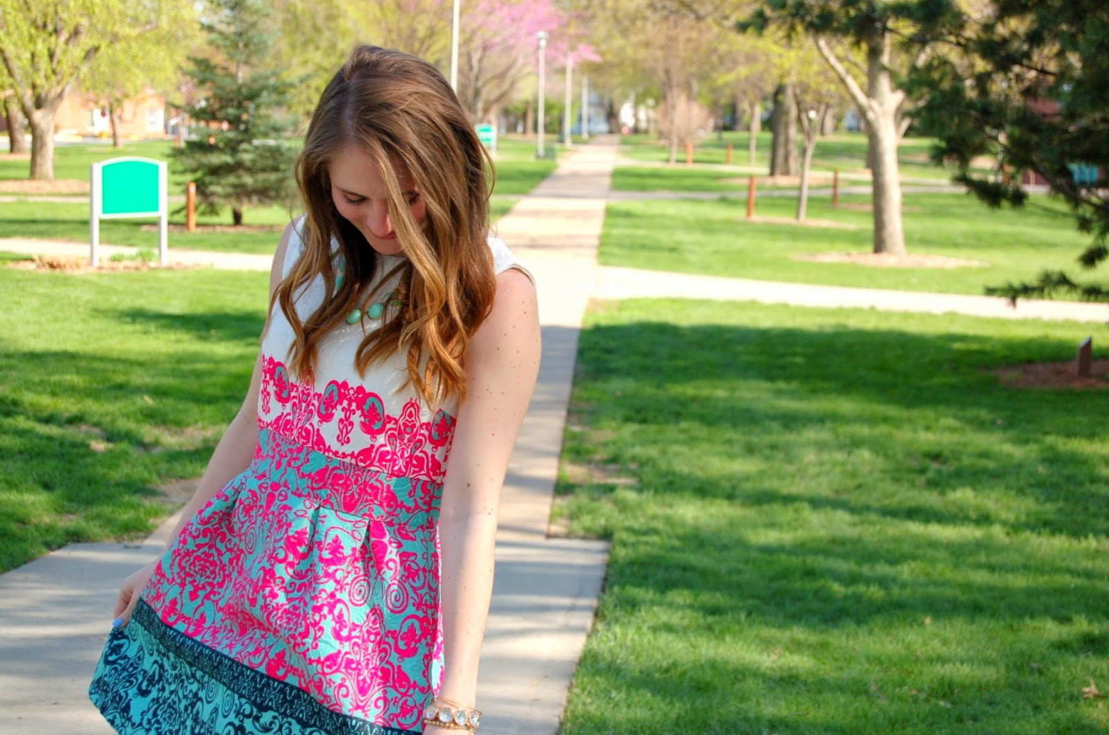cute dresses for the spring | spring outfit ideas | a memory of us