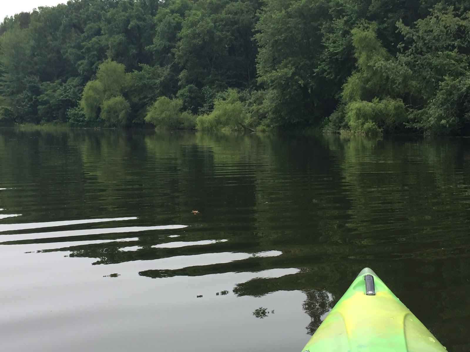 Lake Snowden | Athens County Visitor's Bureau