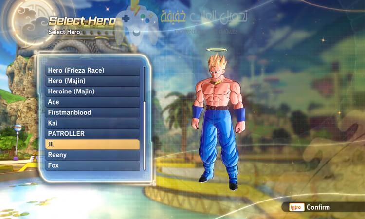 تحميل لعبة Dragon Ball Xenoverse 2 v1.10 بحجم صغير