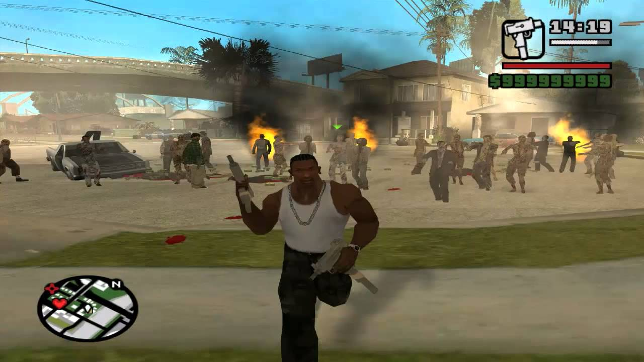 تحميل gta san andreas hot coffee