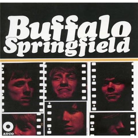 BUFFALO SPRINGFIELD - BUFFALO SPRINGFIELD (1966)