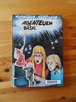 """Cover des Buchs """"Abenteuer in BASIC"""""""