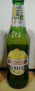 peroni chill lemon radler