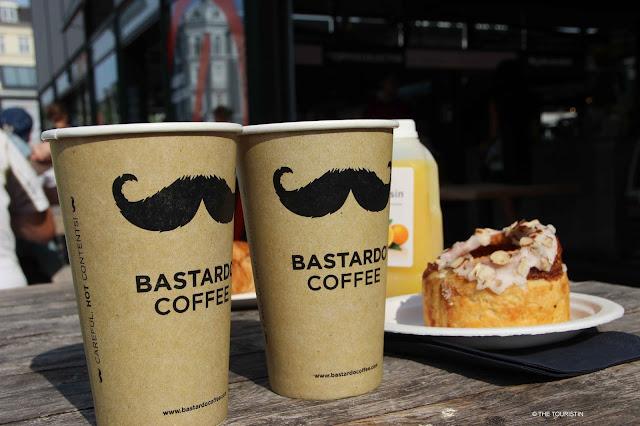TORVEHALLERNE, Bastard Coffee