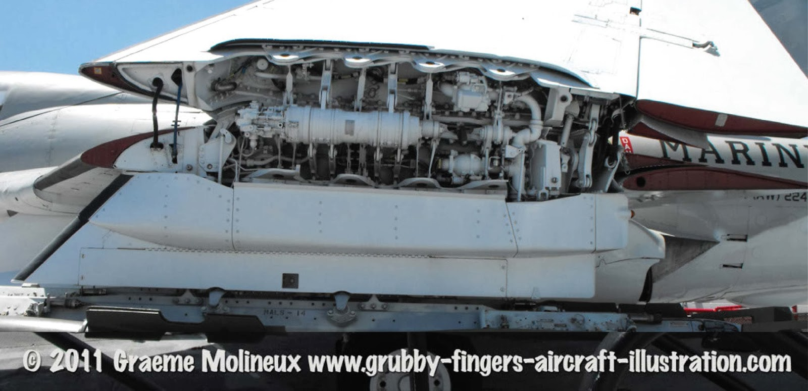 Tailhook Topics: Grumman A-6 Wing-Fold Differences