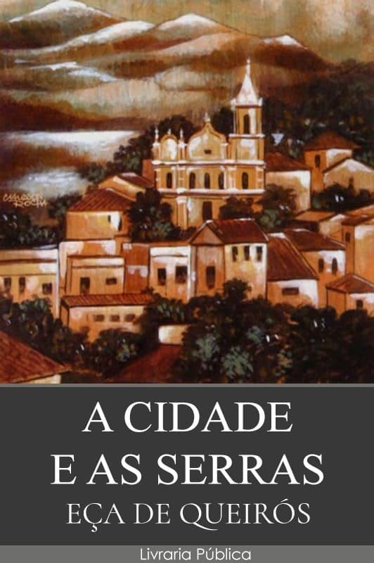 A Cidade e as Serras pdf epub mobi