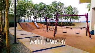 Warih-Homestay-Children -Playground