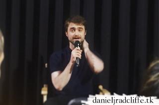 Daniel Radcliffe attends Swiss Army Man Regal Union Square Q&A