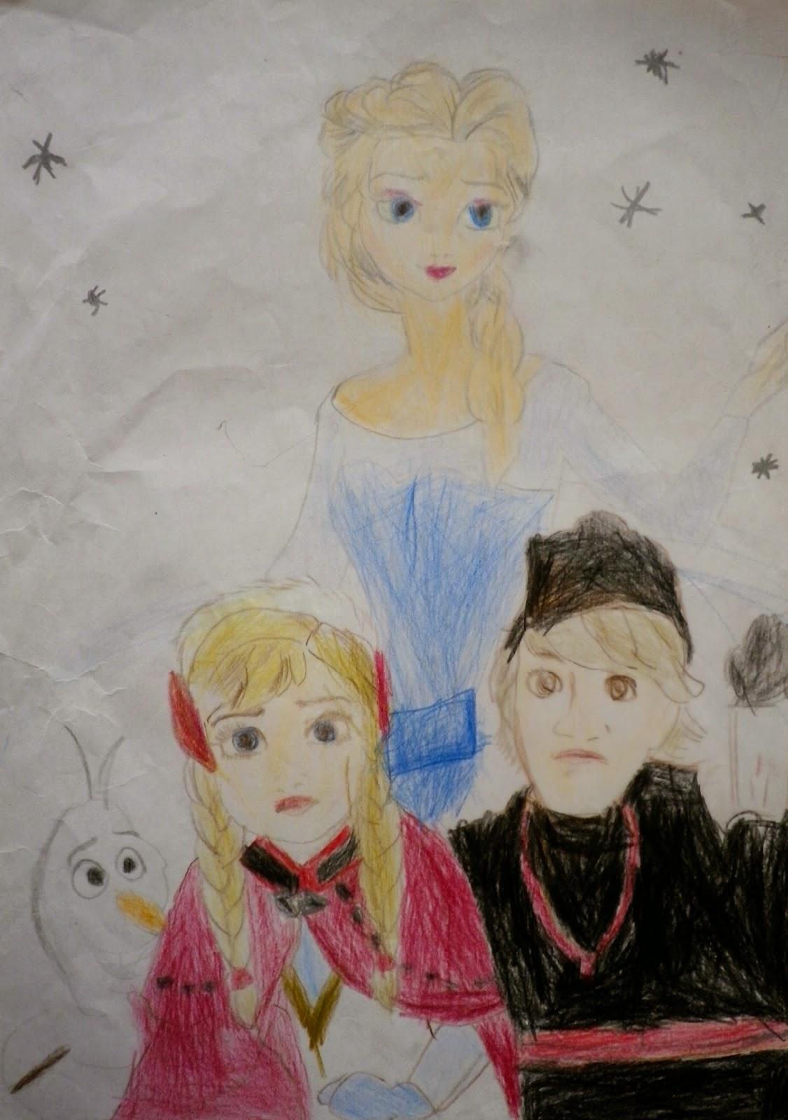 『アナと雪の女王』まぁやぁ映画レヴュー