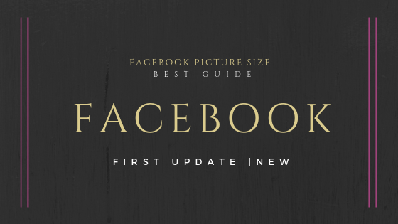 Best Photo Size For Facebook<br/>