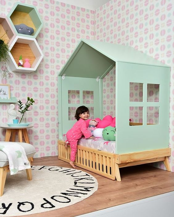 Design Addict Mom: 11 Colorful And Fun Kids' Rooms