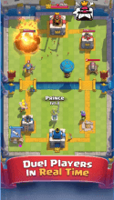 Download Permainan Strategy Clash Royale APK
