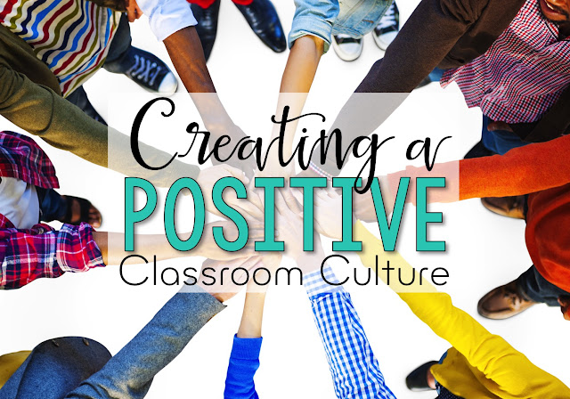 Simple ways to create a positive classroom culture before the bell even rings.