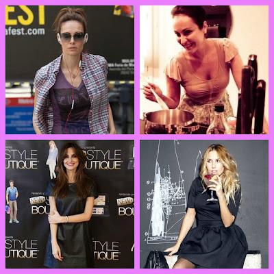 Celebrities blogs!