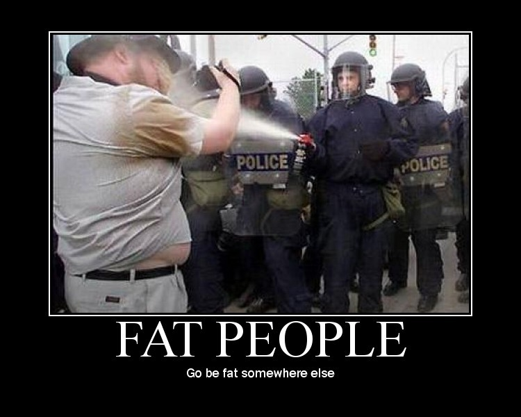 Funny Jokes About Fat People 109