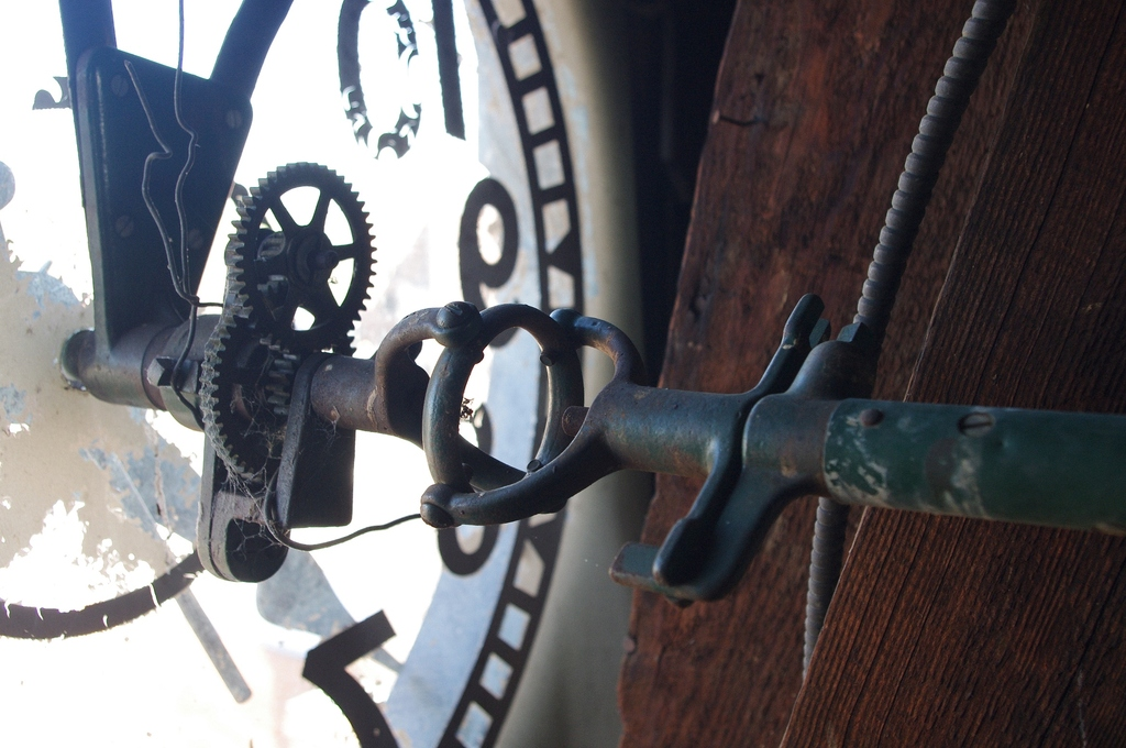 CABARRUS TIME SAVERS: More Progress from the Tower Clock Company