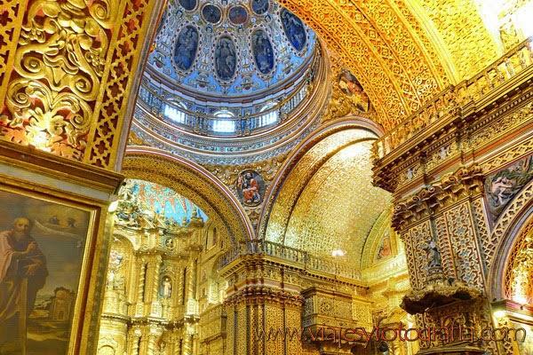 Iglesia de la Compañía de Jesús Quito