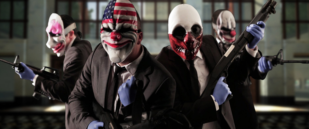 Payday 2 Sells 1.58 million units