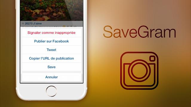 تحميل  SaveGram