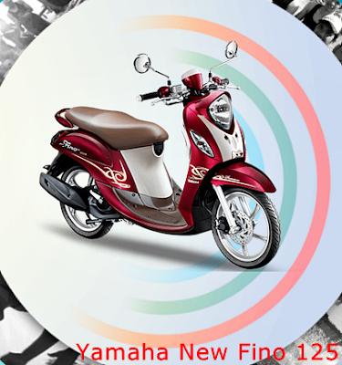 Produk dan Gambar Motor Yamaha Terbaru 2016 - Yamaha New Fino 125