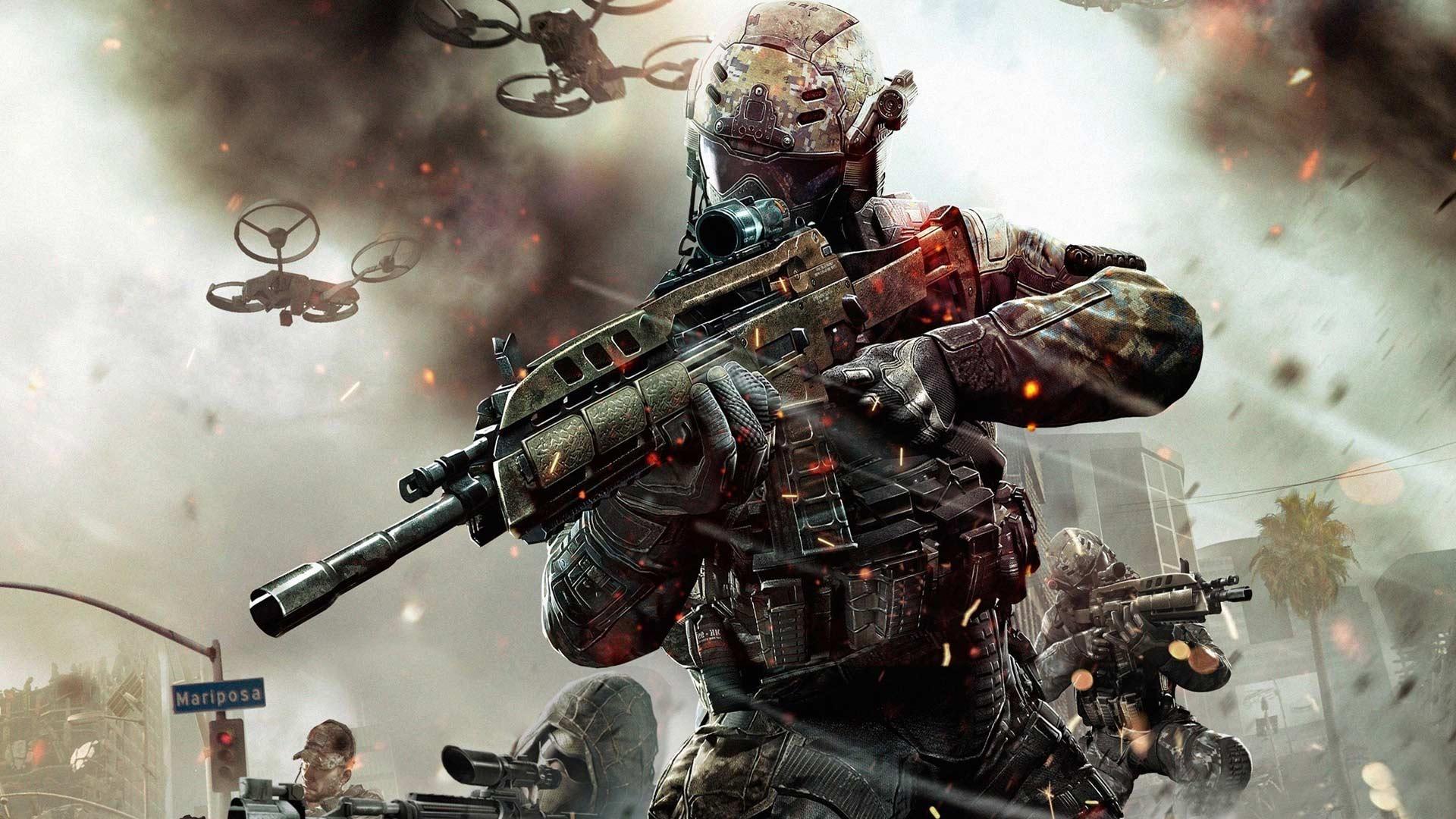 Jogo Call Of Duty Black Ops 2