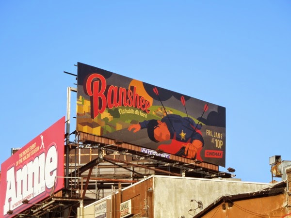 Banshee season 3 billboard