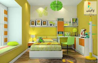 Modern Children's Rooms 14