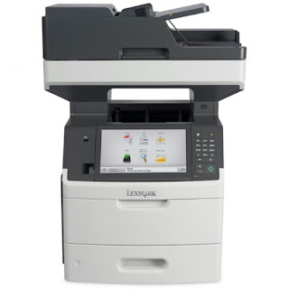 de offers twelve months assurance involves to a greater extent than than i contact options Lexmark X748de Driver Download